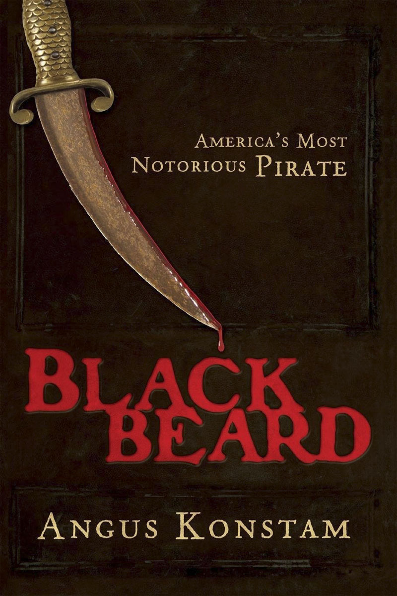 Blackbeard, America's most notorious pirate