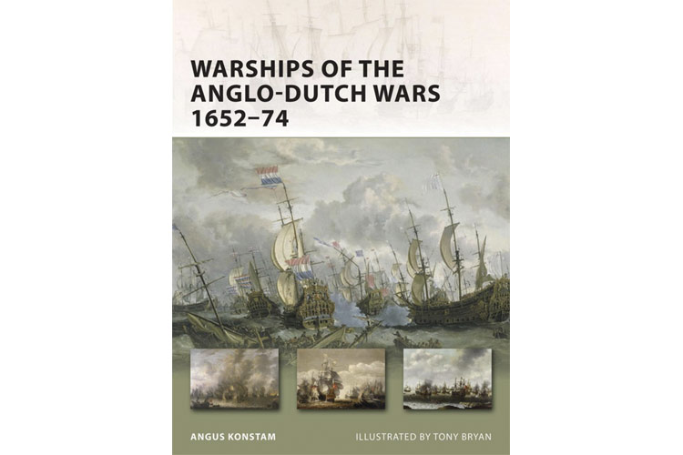 Warships of the Anglo Dutch Wars