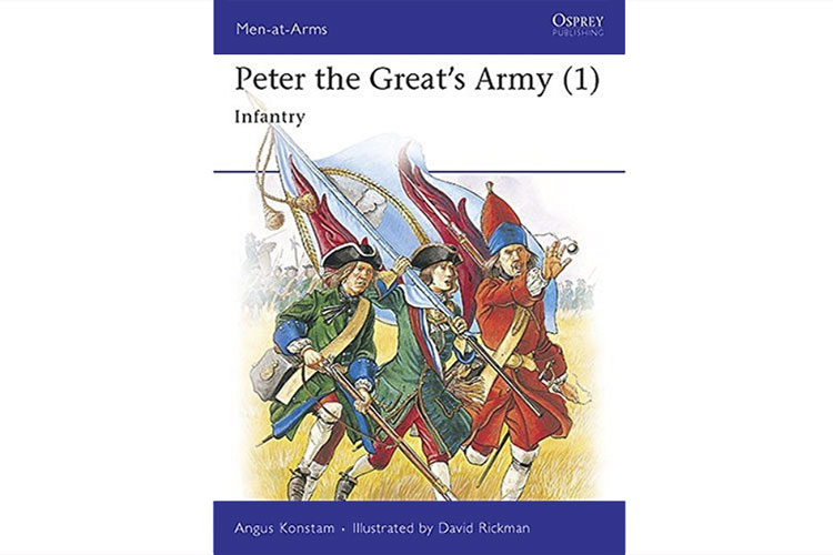Peter te Great's Army (1) Infantry